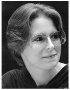 La autora de la serie